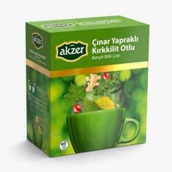 Akzer - Akzer Sycamore - Equisetum Arvense Herbal Tea of 60