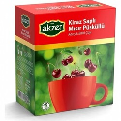 Akzer - Akzer Cherry Stalk - Corn Tassel Tea of 60