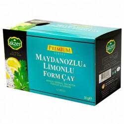 Akzer - Akzer Parsley Lemon Tea of 20
