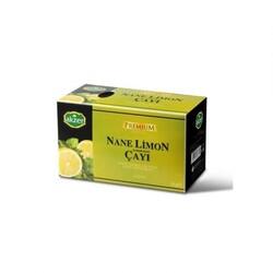 Akzer - Akzer Mint Lemon Tea 20s Filtered Bag
