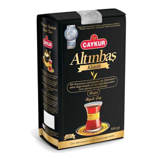 Çaykur Altınbaş Klasik Black Tea 500 gr