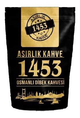 Asırlık Kahve 1453 Ottoman Dibek Coffee 200 gr