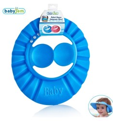 BabyJem - Children's pity covers the child's face in the bathroom babyjem - blue