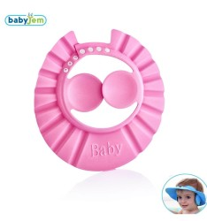 BabyJem - Children's pity covers the child's face in the bathroom babyjem - pink