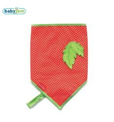 BabyJem - Baby Bib for Hygiene - Red