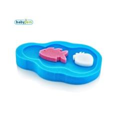 BabyJem - Sponge bath bebyjem - blue