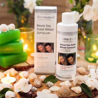 Dermaderm Anti White Hair Herbal Shampoo