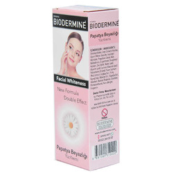 Biodermine - Biodermine Whitening Chamomile Face Cream, 75ml