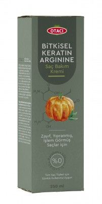 Herbal Keratin Arginine Hair Care Cream 250 ml