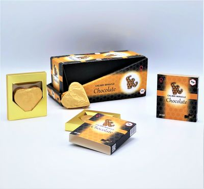 Calibri Miracle Chocolate for Men 12 pieces