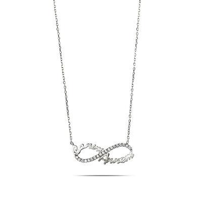 My Dear Mom 925 Sterling Silver Necklace