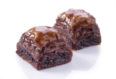 Karaköy Güllüoğlu Chocolate Baklava