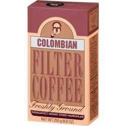 Kurukahveci Mehmet Efendi - Kurukahveci Mehmet Colombian Filter Coffee 250 gr
