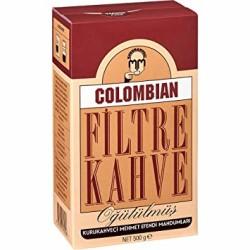 Kurukahveci Mehmet Efendi - Kurukahveci Mehmet Colombian Filter Coffee 500 gr