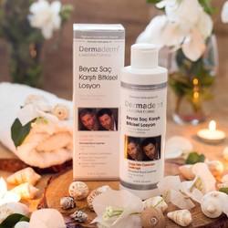 Dermaderm - Dermaderm Anti White Hair Herbal Shampoo & Hair Lotion Set
