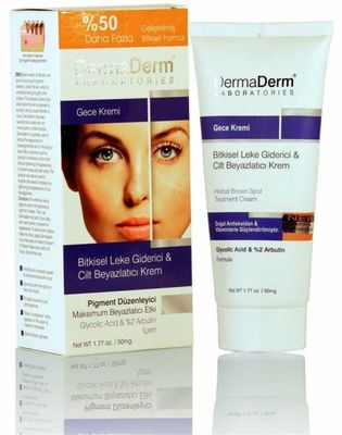 Dermaderm Herbal Antispot Whitening Night Cream