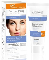 Dermaderm - Dermaderm Herbal Antispot Whitening Morning Cream