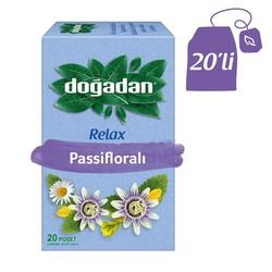 Doğadan - Doğadan Relax Passiflora Tea 20 Bags
