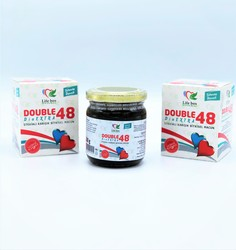 Bazarea - Double Dia Extra 48 Natural Sexual Paste for Diabetes 230 gr (sugar-free)
