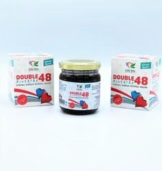 Double Dia Extra 48 Natural Sexual Paste for Diabetes 230 gr (sugar-free) - Thumbnail