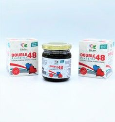 Double Dia Extra 48 Natural Sexual Paste for Diabetes 230 gr (sugar-free)