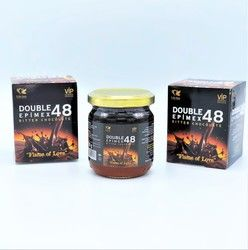 Double Epimex 48 Bitter Chocolate Natural Sexual Paste 230 gr
