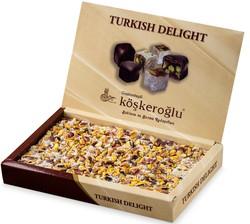 Köşkeroğlu - Köşkeroğlu Luxury Turkish Delight with Pistachio