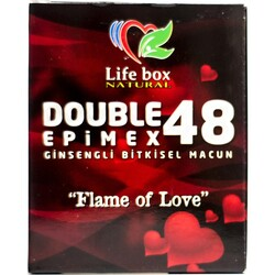 Double Epimex 48 - Double Epimex 48 with Ginseng 230 gr