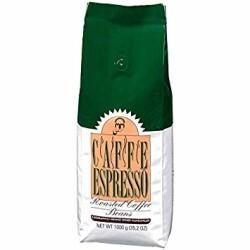Kurukahveci Mehmet Espresso Coffee Seeds 1000 gr - Thumbnail