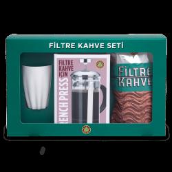 Kahve Dünyası Filter Coffee Set - Thumbnail