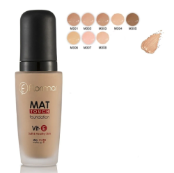 Flormar - Flormar Mat Touch foundation 30 ml