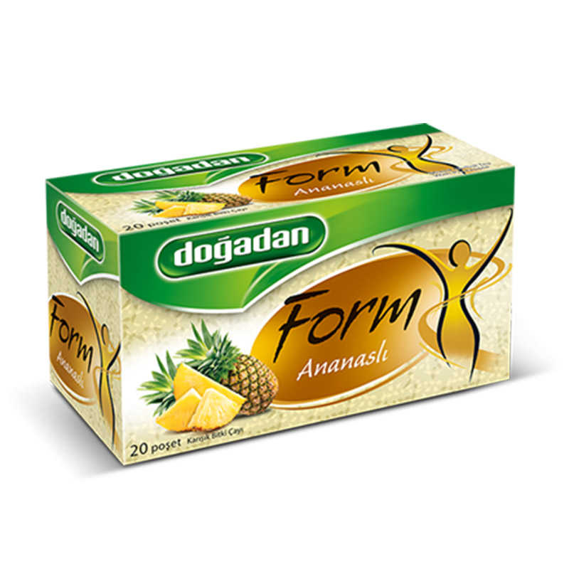 Doğadan From Tea with Pineapple