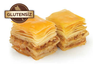 Karaköy Güllüoğlu Gluten Free Baklava with Walnut