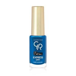 Golden Rose Express Dry Nail Polish All Colors - Thumbnail