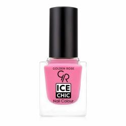 Golden Rose Ice Chic Nail Polish - Thumbnail