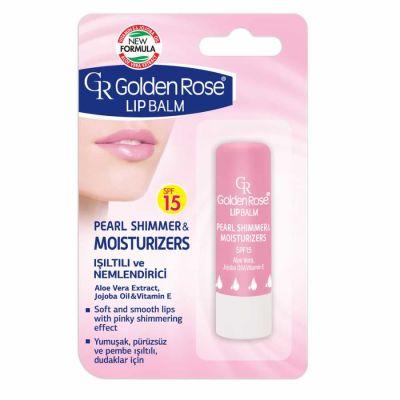 Golden Rose Lip Balm