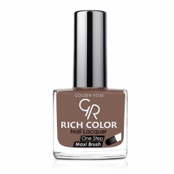 Golden Rose Nail Polish Rich Color - Thumbnail