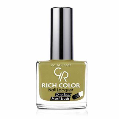 Golden Rose Nail Polish Rich Color