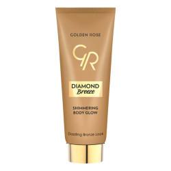 Golden Rose - GR Diamond Bre. Shimmering Body Glow -Işıltılı Vücut Ve Dekolte Kremi