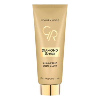 GR Diamond Bre. Shimmering Body Glow -Işıltılı Vücut Ve Dekolte Kremi