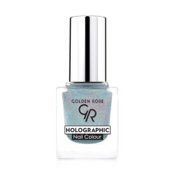 GR Holographic Nail Colour - Golden Rose Oje - Thumbnail