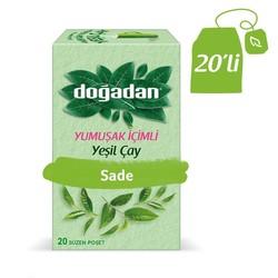 Doğadan - Doğadan Green Tea Soft Drink