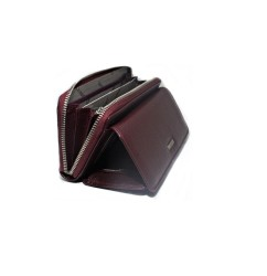 Guard Leather - Guard Women's Leather Wallet / 1263 / Burgundy