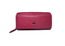 Guard Leather - Guard Women's Leather Wallet / 1263 / Fuchsia