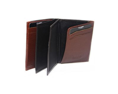 Guard Men's Leather Wallet / 1309 / Brown