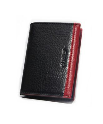 Guard Men's Leather Wallet / 1309 / Black