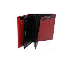 Guard Men's Leather Wallet / 1309 / Black - Thumbnail
