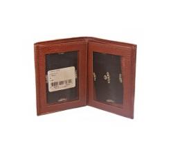 Guard Men's Leather Wallet / 49 / Ginger - Thumbnail