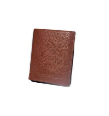 Guard Men's Leather Wallet / 49 / Ginger