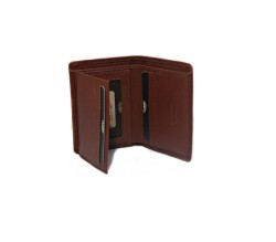 Guard Men's Leather Wallet / 841 / Ginger - Thumbnail